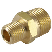 Brass Reducing Nipple  (BSP)