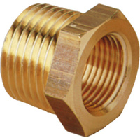 Brass Reducing Bush (NPT)