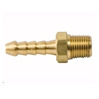 Brass Male Hose Barb    (NPT)