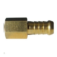 Brass Female Hose Barb (NPT)