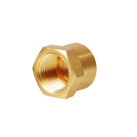 Brass Reducing Socket