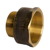 Brass MF Adaptor