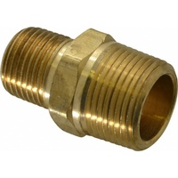 Brass Reducing Nipple