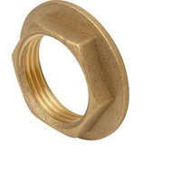 Brass Flanged Lock Nut