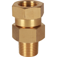 Brass Hose Reel Swivel  (High Press)
