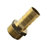 Brass Metric Thread Hosetail