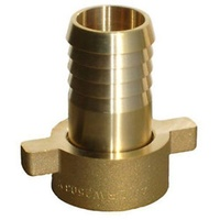 07P05W-6464      Brass Nut and Tail