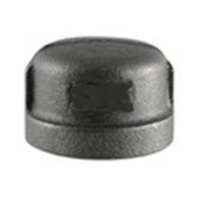 Black Steel Cap             19BS33-08