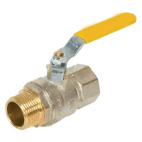 Ball Valve  Gas Approved     231701