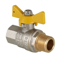 Ball Valve   MF   Gas Approved