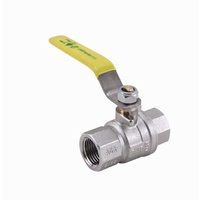 Ball Valve AGA Approved      235980-04
