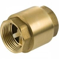 Brass York Check Valve