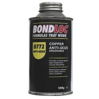 BONDLOC B772 Copper Anti Seize              24-B772-500