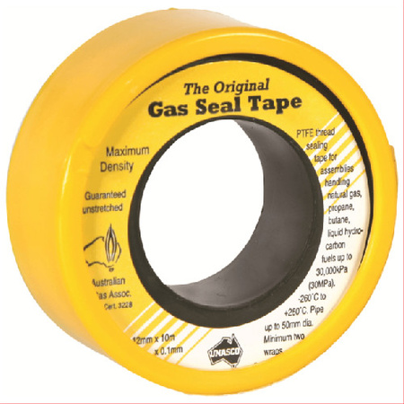 24005 Yellow Gas Thread Tape