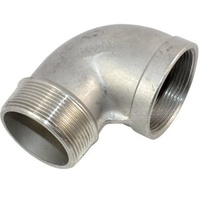 Stainless Steel Elbow Male/Female
