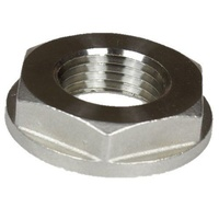 316 Grade Stainless Steel Flanged Locknut