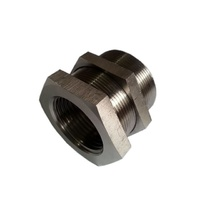 Stainless Steel Bulkhead Fitting