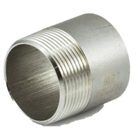 316 Grade Stainless Steel Weld Nipple