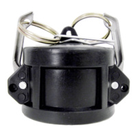 38PP100DC      Poly Camlock Dust Cap