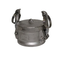 Stainless Steel Camlock Dust Cap