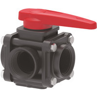 Arag Bolted Ball Valve