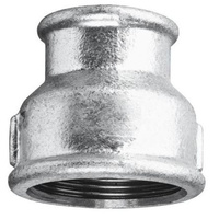 Galvanised Reducing Socket