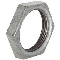Galvanised Locknut