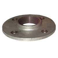 Galvanised Screwed Flange