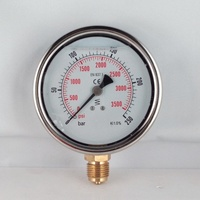 Pressure Gauges (Liquid Filled 63mm)
