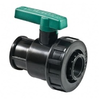 99322              Poelson Female / Female Ball Valve