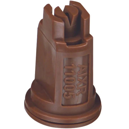 Teejet Nozzle   AIXR11005VP   (Brown)