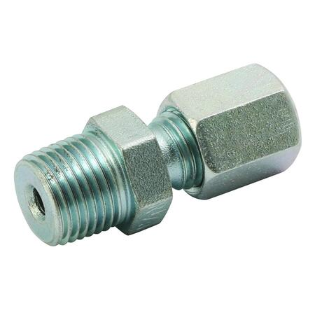 6MM Compression Fittings For Nylon Grease Tube