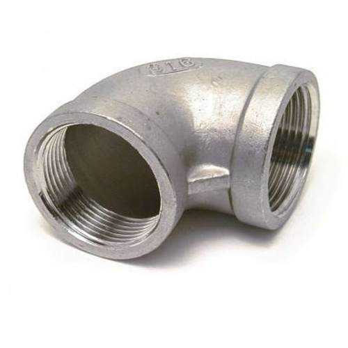 Stainless Steel Elbow Female/Female
