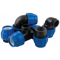 POELSAN POLY PIPE FITTINGS